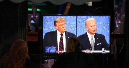 Trump seçimler için canlı yayın tartışmalarına yeni kurallar getirilmesine karşı