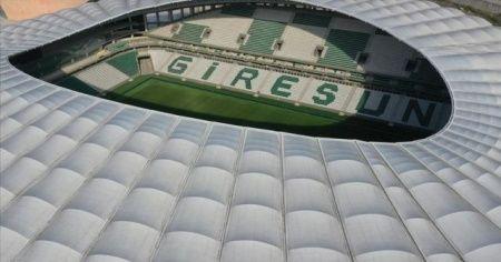 Türk sporuna hizmet edecek 'Çotanak Stadı'nda son rötuşlar