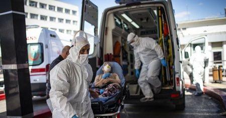 Türkiye'de koronavirüste son durum: 1894 yeni hasta, 74 can kaybı