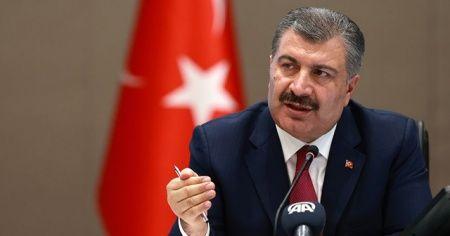 Türkiye'de koronavirüste son durum: 2026 yeni hasta, 75 can kaybı