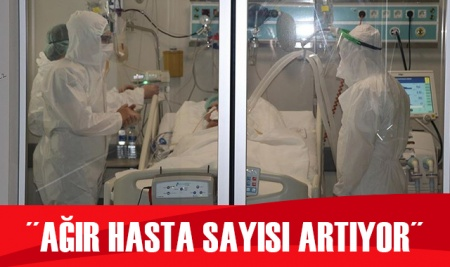 Türkiye'de koronavirüste son durum: 2198 yeni hasta, 75 can kaybı