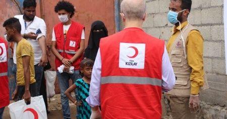Yemen'de Türk Kızılay personeline silahlı saldırı