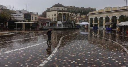 Yunanistan'da bazı bölgelerde gece sokağa çıkma yasağı ilan edildi