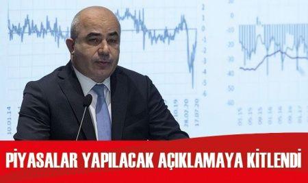 Yurt içi piyasalar, TCMB Başkanı Uysal'ın açıklamalarına odaklandı
