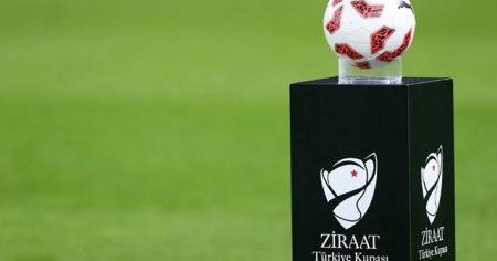 Ziraat Türkiye Kupası maçları tek maç üzerinden oynanacak