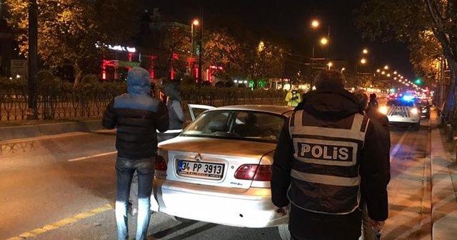 'Yeditepe Huzur'' uygulamasında 411 bin 124 TL para cezası kesildi