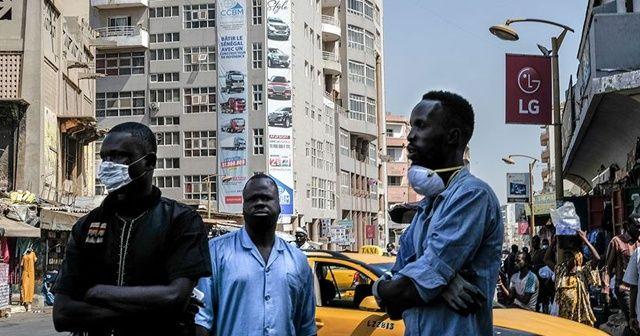 Afrika kıtasında Kovid-19 vaka sayısı 2 milyon 150 bini aştı