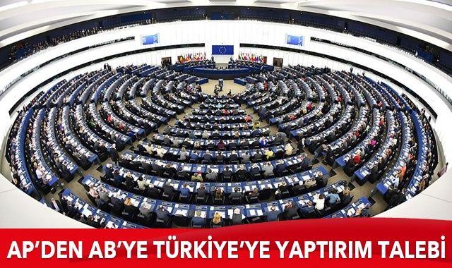 AP, AB'nin Türkiye'ye yaptırım uygulamasını istedi