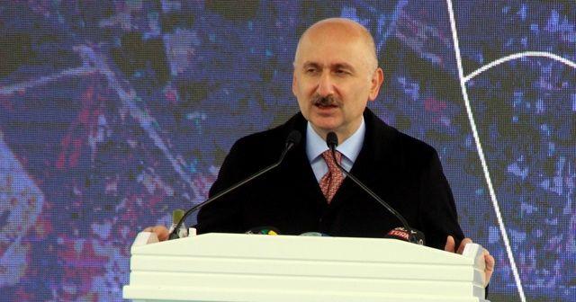 Bakan Karaismailoğlu: İlk yerli üretim uydumuz 6-A 2022 yılında fırlatılacak