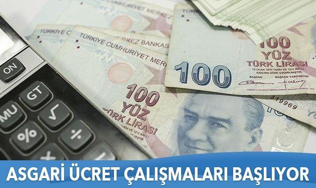 Bakan Selçuk: Asgari ücreti belirleme çalışmaları 4 Aralık'ta başlayacak