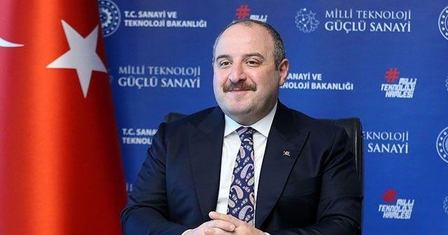 Bakan Varank: Türkiye, rüzgar türbini ekipman üretiminde Avrupa'da ilk 5'te yer alıyor