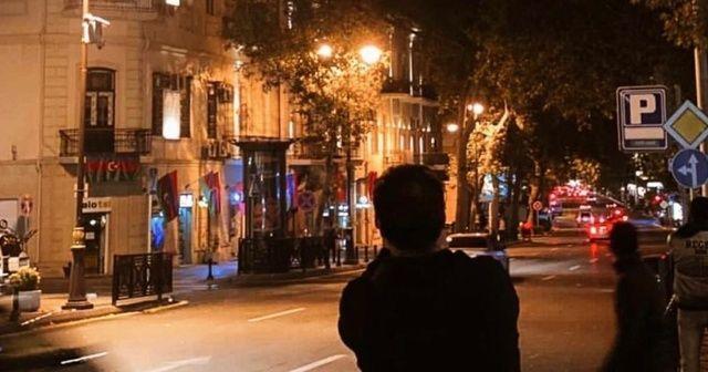 Bakü'de Şuşa zaferi kutlamaları devam ediyor