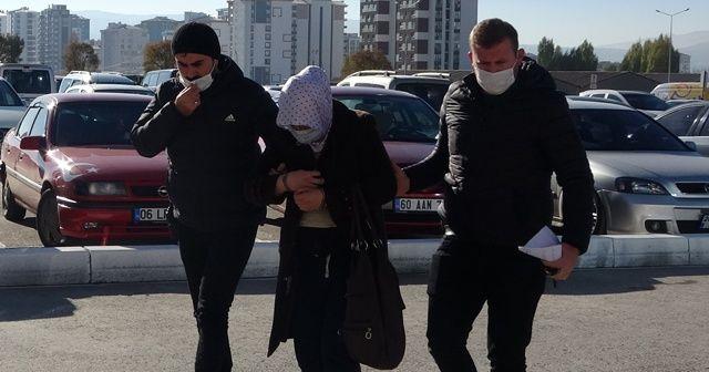 Bebeği ölüme terk eden kadın 2 çocuk annesi çıktı
