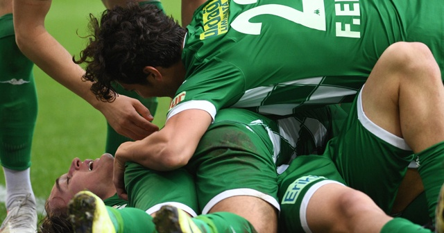 Bursaspor'un altyapısı TFF 1.Lig'e damga vurdu
