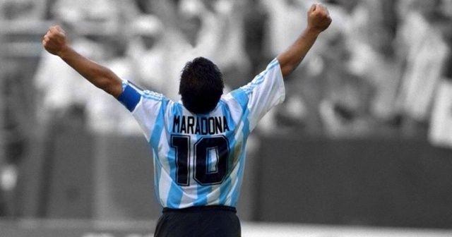 Çavuşoğlu'ndan Maradona için taziye mesajı