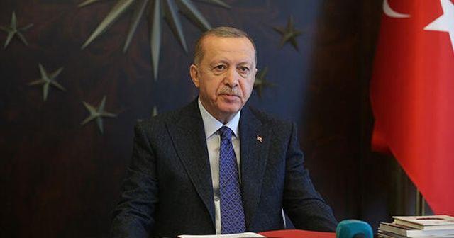 Cumhurbaşkanı Erdoğan'dan G-20 Liderler Zirvesi'ne mesaj