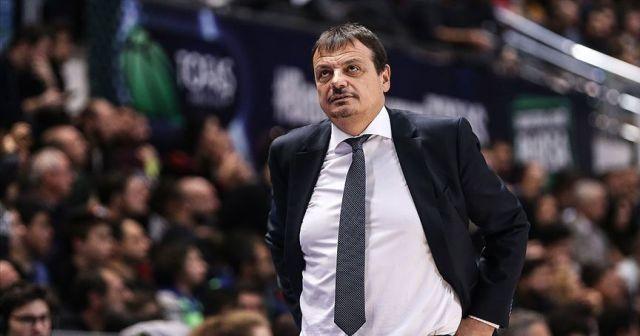 Ergin Ataman: Bunun sorumluluğunu üstleniyorum