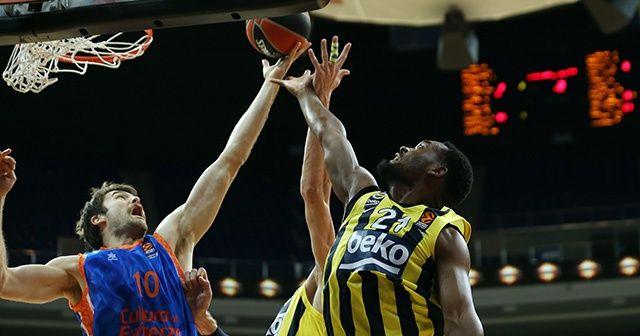 Fenerbahçe Beko kaybetti! Hasret 4 maça çıktı
