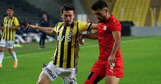 Fenerbahçe farklı kazandı! Tur atladı