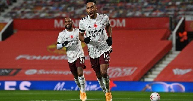 İngiliz derbisinde kazanan Arsenal