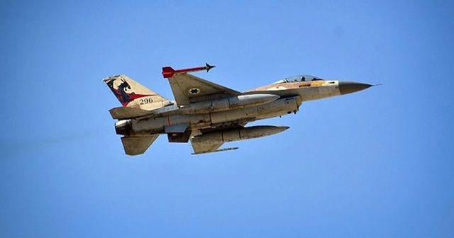 İsrail savaş uçakları Lübnan'ın birçok bölgesinde alçak uçuş yaptı