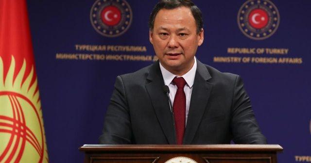 Kazakbayev: Türkiye ile ilişkileri daha da güçlendireceğiz