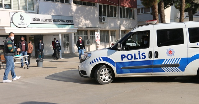 Kimliğini unutan KPSS adaylarının imdadına polis yetişti