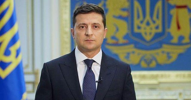 Kovid-19'a yakalanan Zelenskiy iyileşti