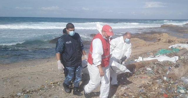 Libya açıklarında 5 düzensiz göçmenin cesedi bulundu