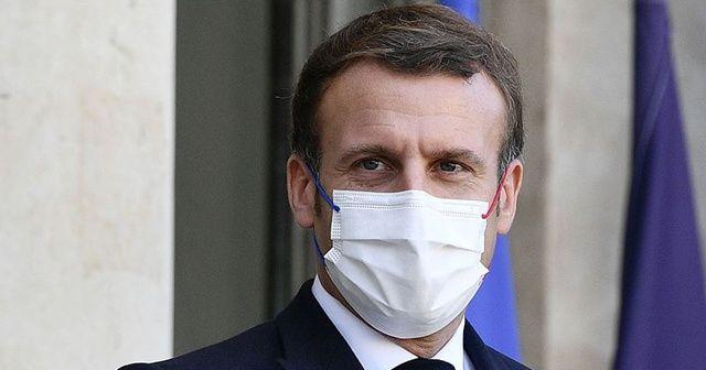 Macron'dan Ermeni derneğine destek ziyareti