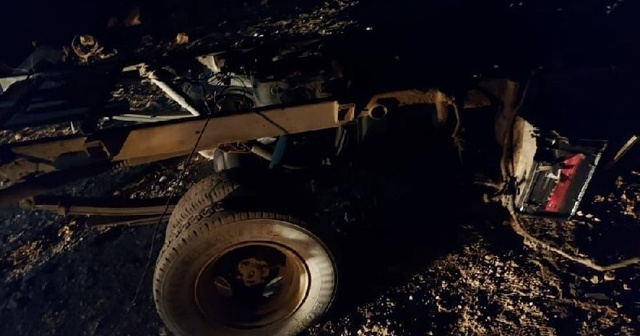Resulayn'da bomba yüklü araç patladı