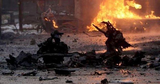 Resulayn'da bombalı araçla saldırı: 2 ölü, 2 yaralı