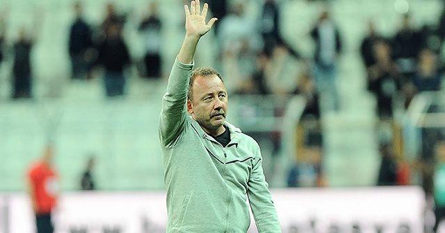 Sergen Yalçın'dan istifa iddialarına ilişkin açıklama