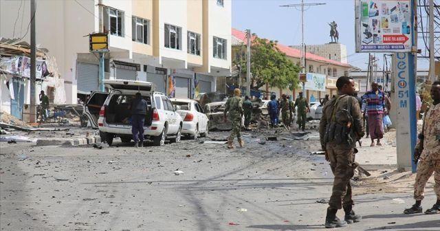 Somali'nin başkenti Mogadişu'da intihar saldırısı: 6 ölü