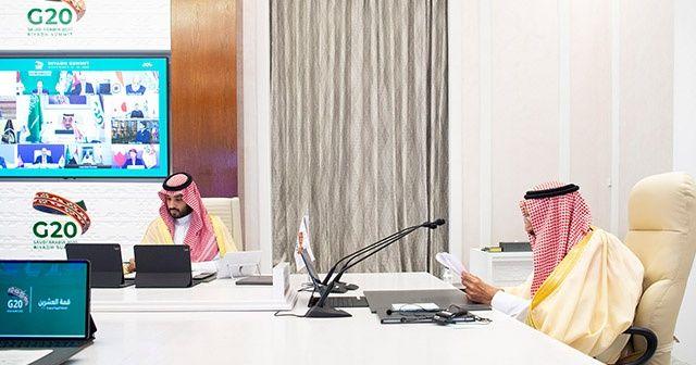 Suudi Arabistan'daki G20 Liderler Zirvesi sona erdi
