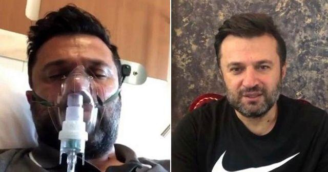 Teknik direktör Bülent Uygun korona virüsü yendi
