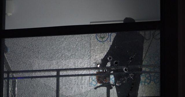 Tekstil fabrikasına uzun namlulu silahla saldırı