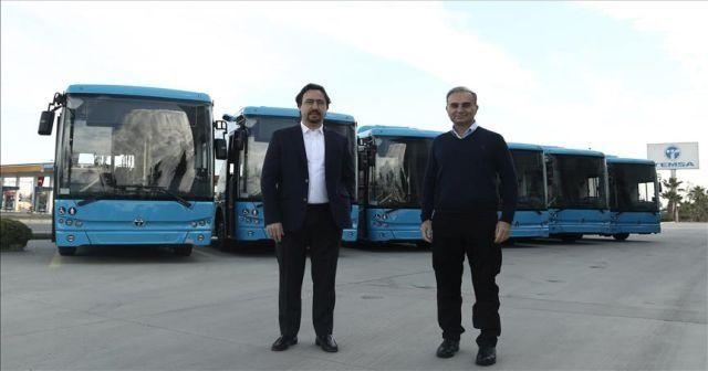 TEMSA, ilk elektrikli otobüs ihracını İsveç'e yaptı