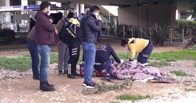 Topkapı'da köprü altında ceset bulundu
