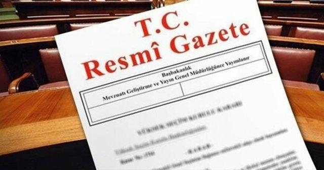 Varlık Fonu'na yapılan atama kararı Resmi Gazete'de yayınlandı