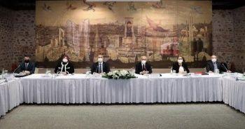 'Yeni reform ve atılım dönemi vizyonumuz çerçevesinde sektörlerin nabzını tutuyoruz'
