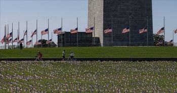 ABD'de Kovid-19 nedeniyle ölenlerin sayısı 268 bin 404'e çıktı