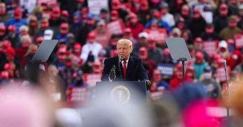 ABD'de seçimlere 2 gün kala Trump'ın yoğun programı sürüyor