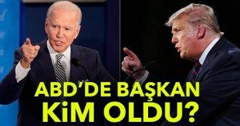 ABD Seçim Sonuçlarını Kim kazandı? | Trump mı, Biden mı? | ABD Son Dakika başkan kim oldu