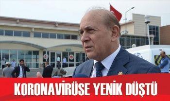 AK Parti eski Milletvekili Burhan Kuzu vefat etti   Burhan Kuzu kimdir neden öldü?