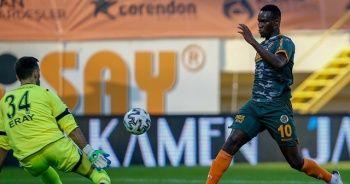 Alanyaspor Babacar'ın golüyle kazandı