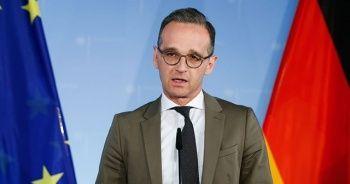 Almanya Dışişleri Bakanı karantinaya girdi