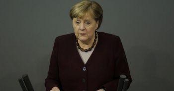 Angela Merkel: Koronavirüs aşısı Noel'den önce yetişebilir