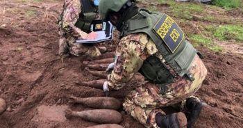 AS Roma tesislerinde 15 adet bomba bulundu