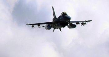 Tayvan'da askeri tatbikatta F-16 kayboldu